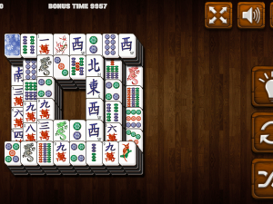 Онлайн игра Маджонг Делюкс (Mahjong Deluxe) (изображение №2)