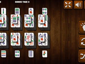 Онлайн игра Маджонг Делюкс (Mahjong Deluxe) (изображение №4)