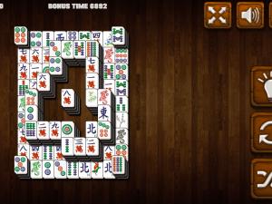Онлайн игра Маджонг Делюкс (Mahjong Deluxe) (изображение №5)