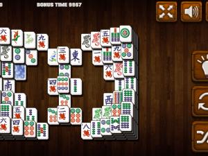 Онлайн игра Маджонг Делюкс (Mahjong Deluxe) (изображение №6)