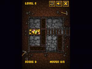 Онлайн игра Золотоискатель: Золотой рудник (Miner Block) (изображение №5)