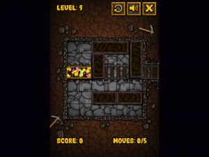 Онлайн игра Золотоискатель: Золотой рудник (Miner Block) (изображение №6)