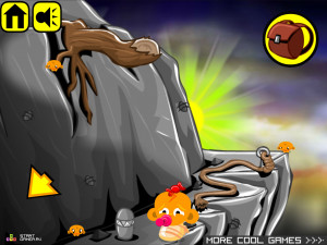 Онлайн игра Счастливая Обезьянка 10 (Monkey GO Happy 10) (изображение №3)