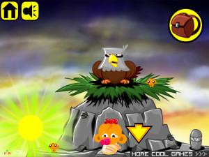 Онлайн игра Счастливая Обезьянка 10 (Monkey GO Happy 10) (изображение №5)