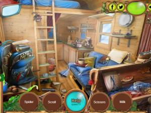 Онлайн игра Сокровища Таинственного Острова (Secret Island Treasure) (изображение №2)