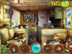 Онлайн игра Сокровища Таинственного Острова (Secret Island Treasure) (изображение №3)