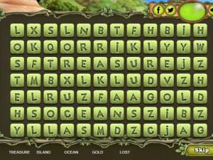 Онлайн игра Сокровища Таинственного Острова (Secret Island Treasure) (изображение №5)
