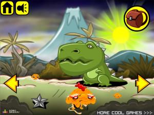 Онлайн игра Счастливая Обезьянка 11 (Monkey GO Happy 11) (изображение №5)