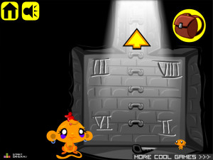 Онлайн игра Счастливая Обезьянка 12 (Monkey GO Happy 12) (изображение №5)