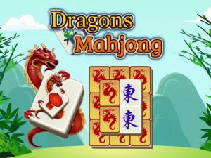 Маджонг Драконы