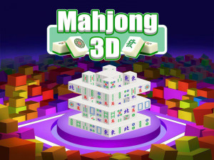 Маджонг 3D