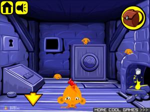 Онлайн игра Счастливая Обезьянка 16 (Monkey GO Happy 16) (изображение №4)