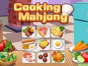 Онлайн игра Маджонг: Приготовление Еды (Cooking Mahjong) (изображение №1)