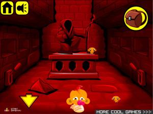 Онлайн игра Счастливая Обезьянка 17 (Monkey GO Happy 17) (изображение №2)