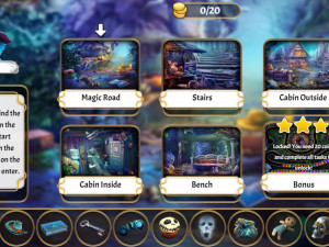 Онлайн игра Проклятые Сновидения (Dreamers Curse) (изображение №11)