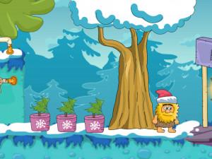 Онлайн игра Адам и Ева: Новогодняя Елка (Adam and Eve: Snow Christmas Edition) (изображение №14)