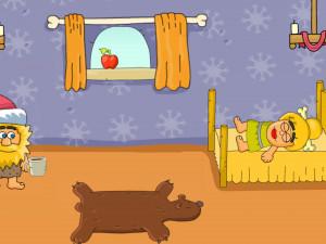 Онлайн игра Адам и Ева: Новогодняя Елка (Adam and Eve: Snow Christmas Edition) (изображение №16)