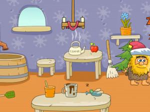 Онлайн игра Адам и Ева: Новогодняя Елка (Adam and Eve: Snow Christmas Edition) (изображение №15)