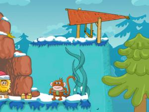 Онлайн игра Адам и Ева: Новогодняя Елка (Adam and Eve: Snow Christmas Edition) (изображение №11)