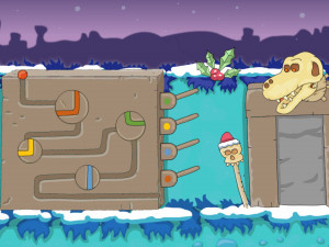 Онлайн игра Адам и Ева: Новогодняя Елка (Adam and Eve: Snow Christmas Edition) (изображение №10)