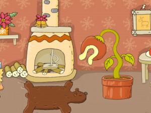 Онлайн игра Адам и Ева: Новогодняя Елка (Adam and Eve: Snow Christmas Edition) (изображение №7)