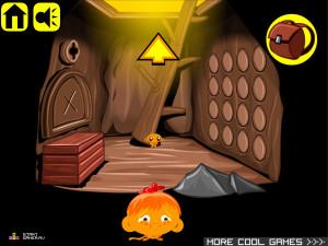 Онлайн игра Счастливая Обезьянка 20 (Monkey GO Happy 20) (изображение №3)