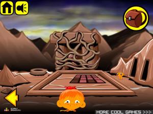 Онлайн игра Счастливая Обезьянка 20 (Monkey GO Happy 20) (изображение №6)
