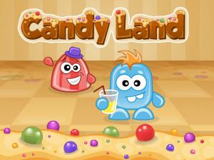 Онлайн игра Конфетная Страна (Candy Land) (изображение №1)