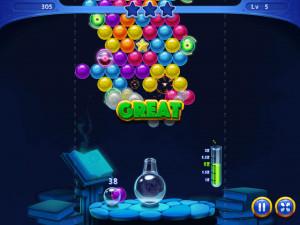 Онлайн игра Бабл Академия (Bubble Academy) (изображение №9)