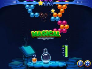Онлайн игра Бабл Академия (Bubble Academy) (изображение №8)