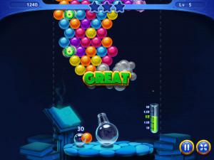 Онлайн игра Бабл Академия (Bubble Academy) (изображение №5)
