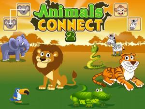 Соедини Животных 2