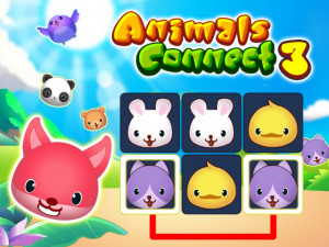 Соедини Животных 3