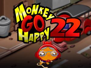 Счастливая Обезьянка 22