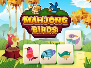 Маджонг Птицы