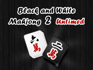 Маджонг Черное и Белое 2: Без времени