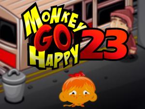 Счастливая Обезьянка 23