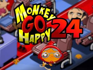 Счастливая Обезьянка 24