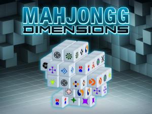 Маджонг 3D: Измерения