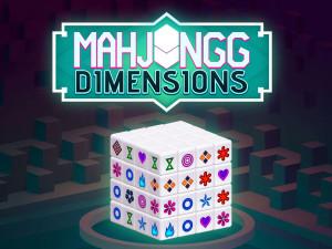 Маджонг 3D: Измерения Новый
