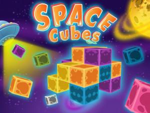 Маджонг 3D: Космические кубики