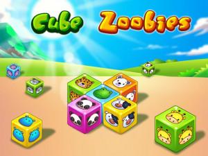 Маджонг 3D: Кубики Зоопарк
