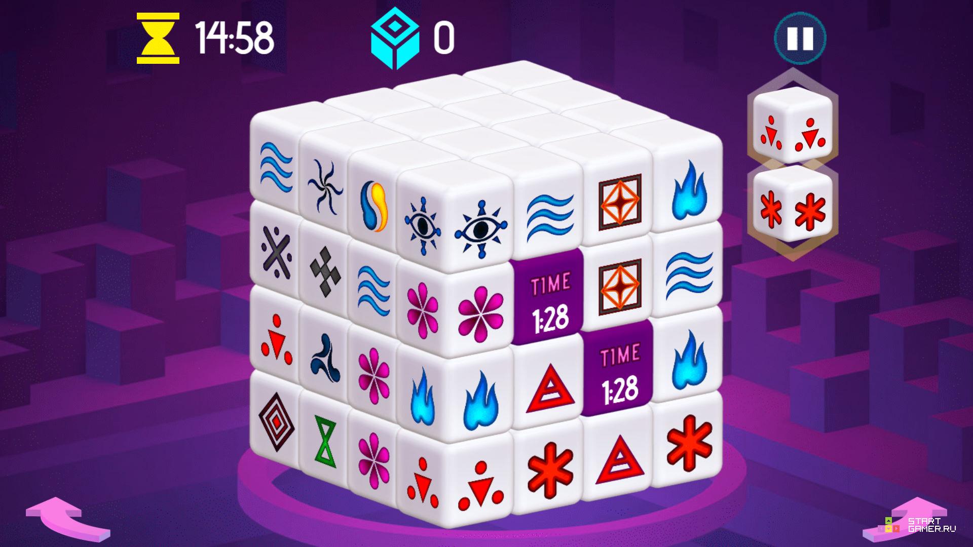 3d Mahjong Dark Dimensions