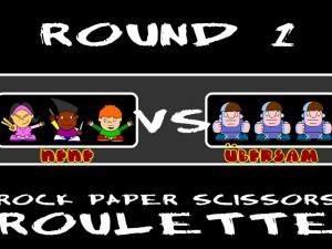 Онлайн игра Пико против Юберов камень, ножницы, бумага  (Pico vs Uberkids) (изображение №4)