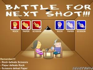 Онлайн игра Пико против Юберов камень, ножницы, бумага  (Pico vs Uberkids) (изображение №5)