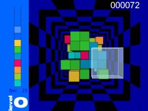 Игра Трехмерный тетрис