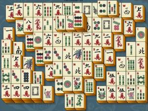 Онлайн игра Маджонг (Mahjongg) (изображение №3)