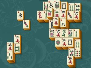 Онлайн игра Маджонг (Mahjongg) (изображение №4)