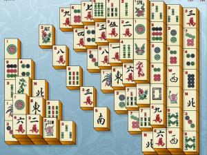 Онлайн игра Маджонг (Mahjongg) (изображение №5)