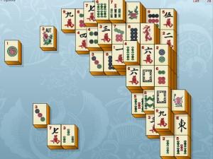 Онлайн игра Маджонг (Mahjongg) (изображение №6)